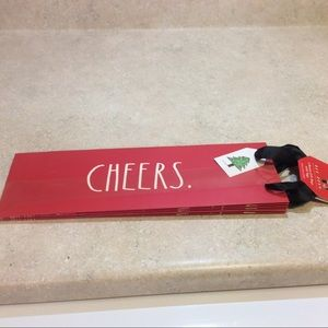 Rae Dunn Bottle Gift Bags with Tags